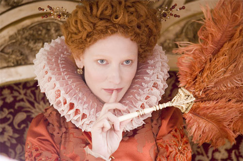 queen elizabeth 1. role as Queen Elizabeth I