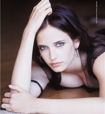 Eva Green Morgana