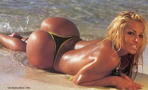 trish stratus undressed
