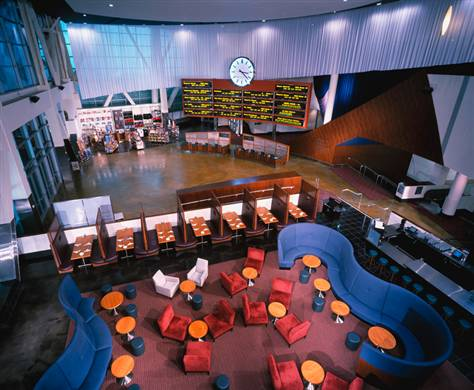 The arclight movie theater