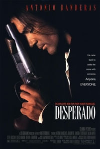 Robert Rodriguez Movies - Desperado