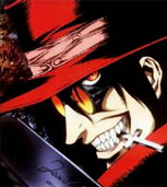Alucard Comic Book Badass
