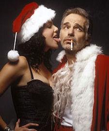 Bad Santa Mall Movie