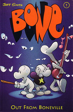 Bone Comic Movie