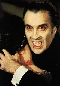 Count Dracula - Coolest Vampire on DVD