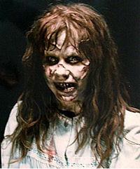 Regan MacNeil Creepy Movie Kid
