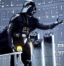 Darth Vader David Prowse/James Earl Jones