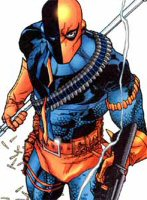 Deathstroke Comic Book Badasses