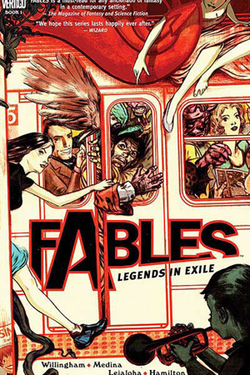 Fables Comic Movie