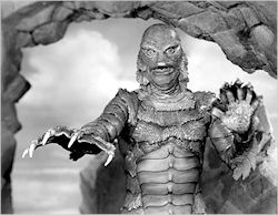 Gill Man - Creature from the Black Lagoon