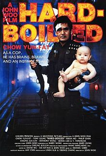 Best Asian Action Movies: Hard-Boiled