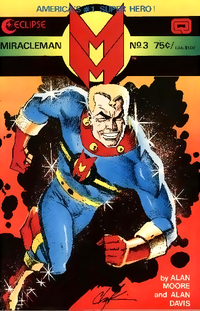 Miracleman Comic Movie