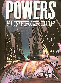 Powers Comic Movie