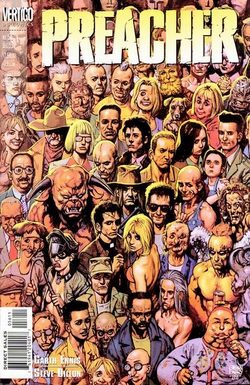 Preacher Comic Movie